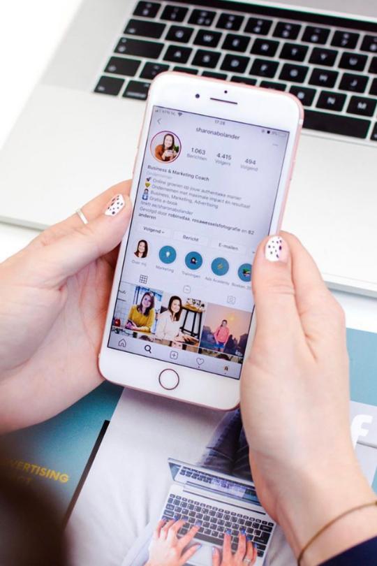 Instagram cursus zakelijk